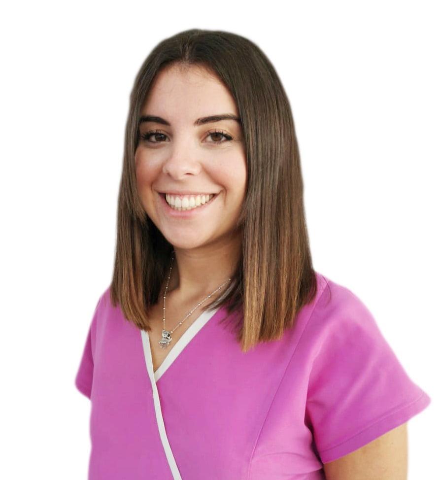 Laura Guerrero, higienista y protésica dental